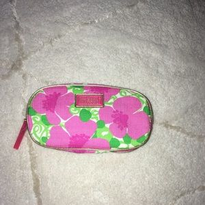 Lilly Pulitzer toiletries bag
